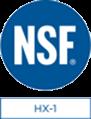 NSF HX-1 Logo
