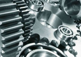 Gears and bearings