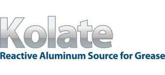 Kolate Reactive Aluminum Source for Grease logo